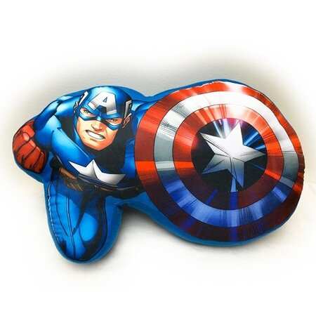 Poduszka Avengers, 34 x 30 cm