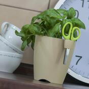 Květináč na bylinky Limes uno 1,9 l, béžová
