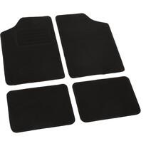 Autószőnyeg Corsa fekete, 4 db-os szett