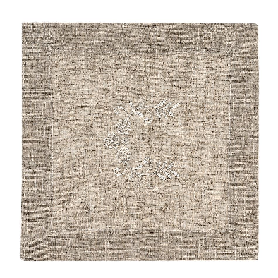 Forbyt Vyšívaný obrus Folk, 35 x 35 cm, 35 x 35 cm
