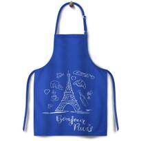 Domarex Cucine Mondo France kötény, 65 x 75 cm