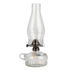 Lampa naftowa, przezroczysty