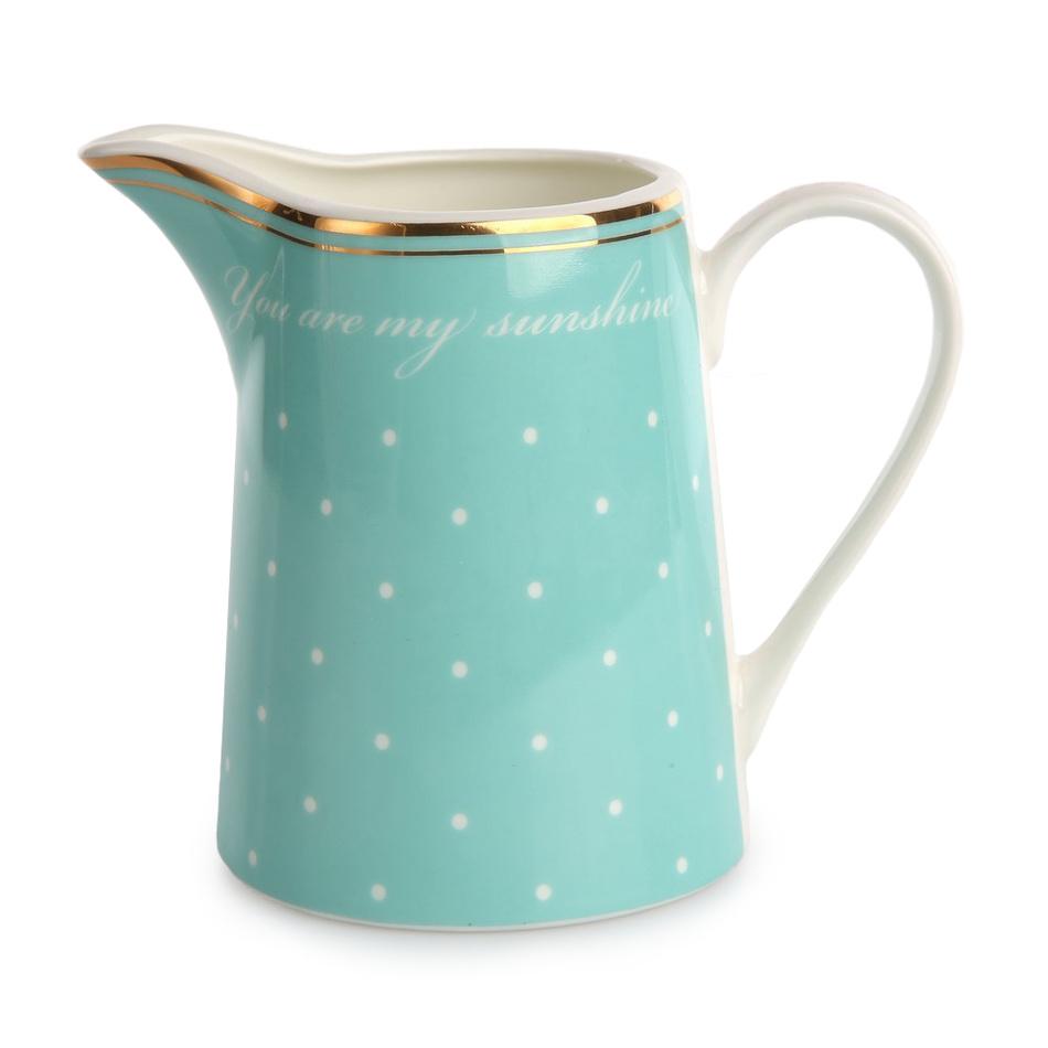 Porcelánová mlékovka Sunshine