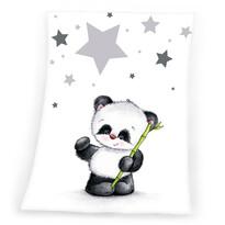 Fynn Star Panda gyermek takaró, 75 x 100 cm