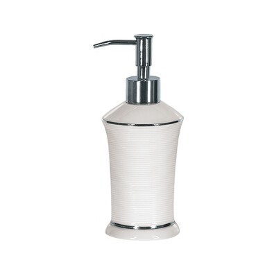 Kleine Wolke dávkovač mýdla Ascot stříbrná