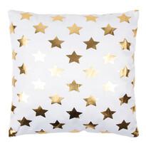 Poduszka Gold De Lux Gwiazdy, 43 x 43 cm