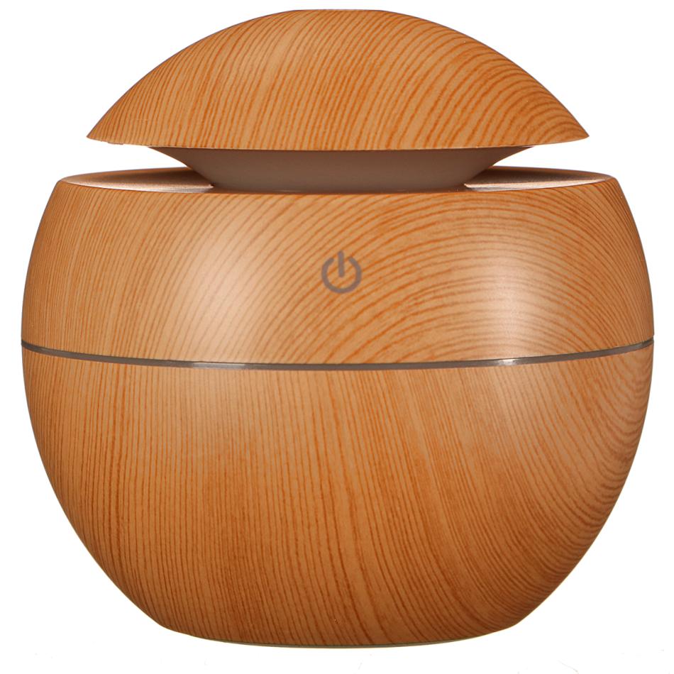 Sixtol Aróma difuzér Ball svetlé drevo, 130 ml