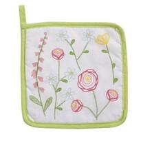 Altom Kuchyňská podložka Spring Flowers , 18 x 18 cm