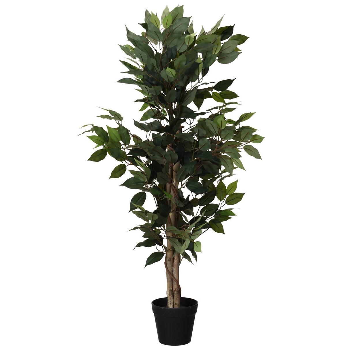 Umělá rostlina v květináči Missy, 115 cm