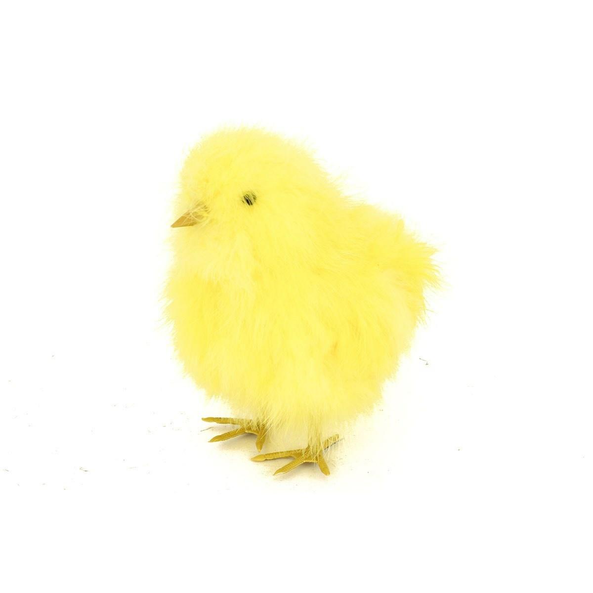 Veľkonočné žlté kuriatko, 16 cm