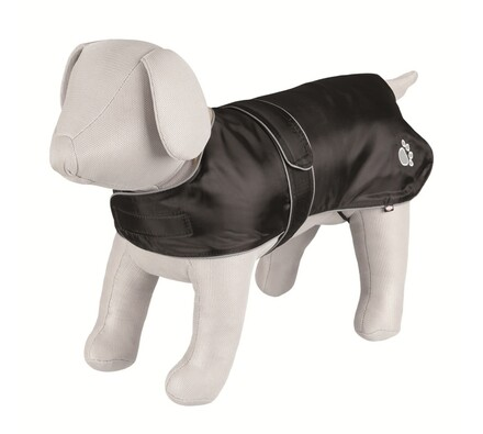 Reflexní vesta Trixie Orleans pro psy, černá, 25 cm, XS
