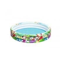 Bestway Nafukovací bazén Mickey, 122 x 25 cm