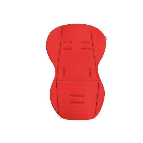 Saltea scaun auto, roșu imagine 2021 e4home.ro