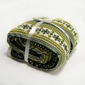 Beránková deka zelená,150 x 200 cm