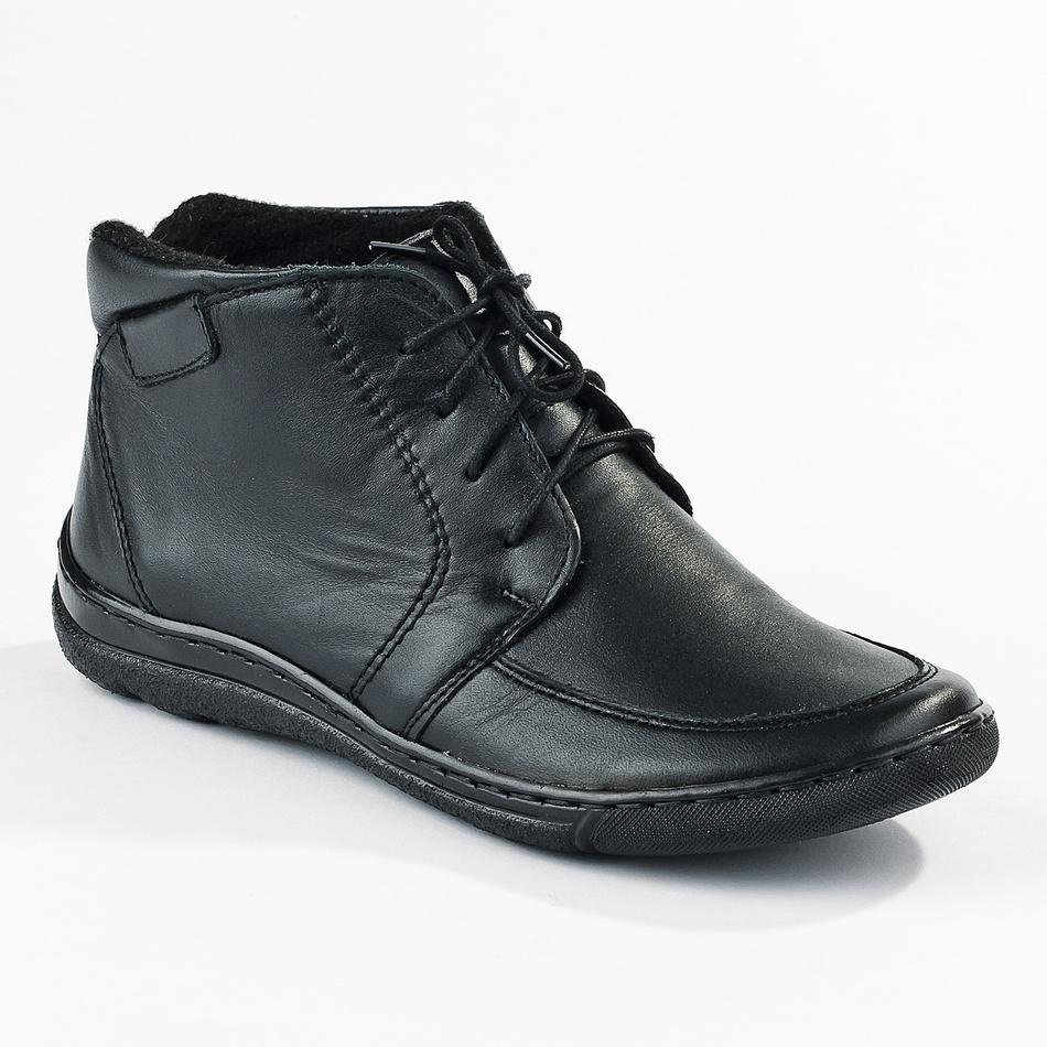 Dámská zimní obuv Orto, černá, 38