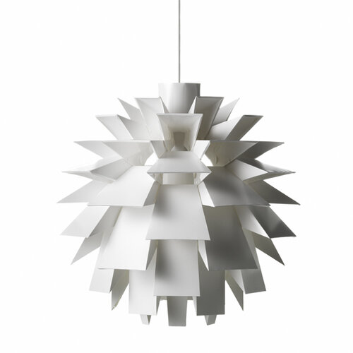 Tienidlo NORM 69-L 51 cm, biele