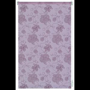 Gardinia Roleta easyfix Výšivka růžová, 68 x 215 cm