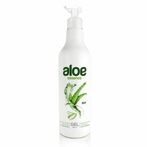 Diet Esthetic Aloe Vera gél s aloe vera Emollient Healing and Soothing Gel 500 ml