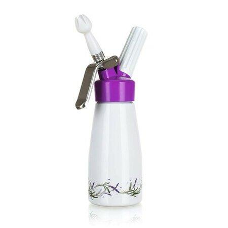 Banquet Láhev na šlehačku 0,25L Lavender,
