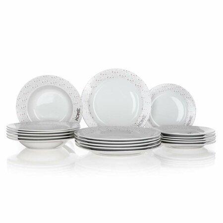 Banquet Home II. 18 részes étkészlet