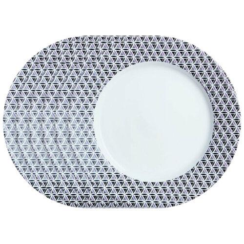 Set farfurii întinse Luminarc PALERMO, 26,5 cm, 6buc.
