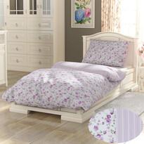 Kvalitex Provence Viento pamut ágynemű, rózsaszín