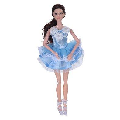 Koopman Bábika Ballerina modrá, 30 cm