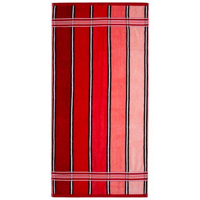 Ręcznik Rainbow czerwony, 50 x 70 cm