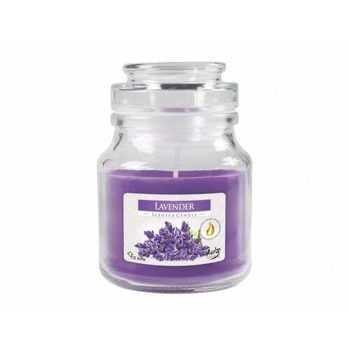 Vonná svíčka ve skle Levandule, 350 g