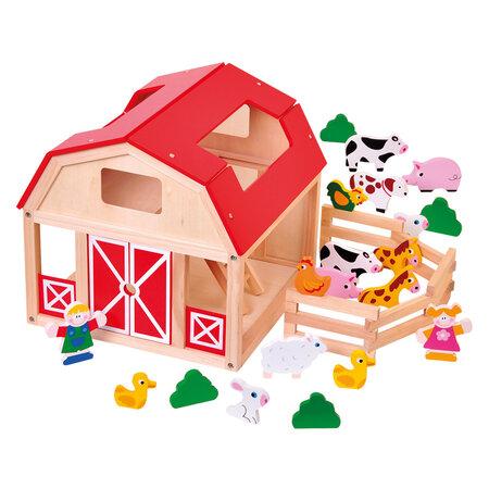 Bino Farma se zvířátky