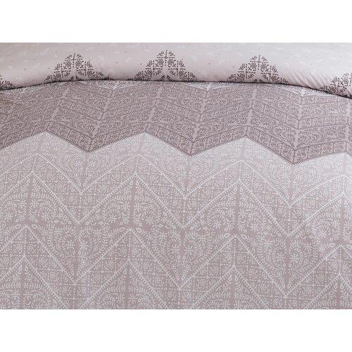 Bavlněné povlečení Monte Beige, 220 x 200 cm, 2 ks 70 x 90 cm