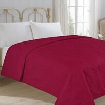 Prehoz na posteľ Royal vínová, 220 x 240 cm