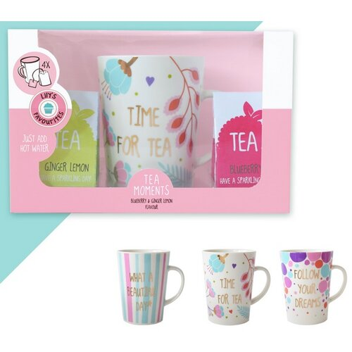 Darčeková sada Tea time, Tea