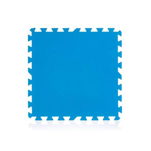 Happy Green Podkładka izolacyjna pod basen EVA, 50 x 50 x 0,4 cm, zestaw 8 szt.
