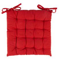 Siedzisko Red przeszywane, 40 x 40 cm