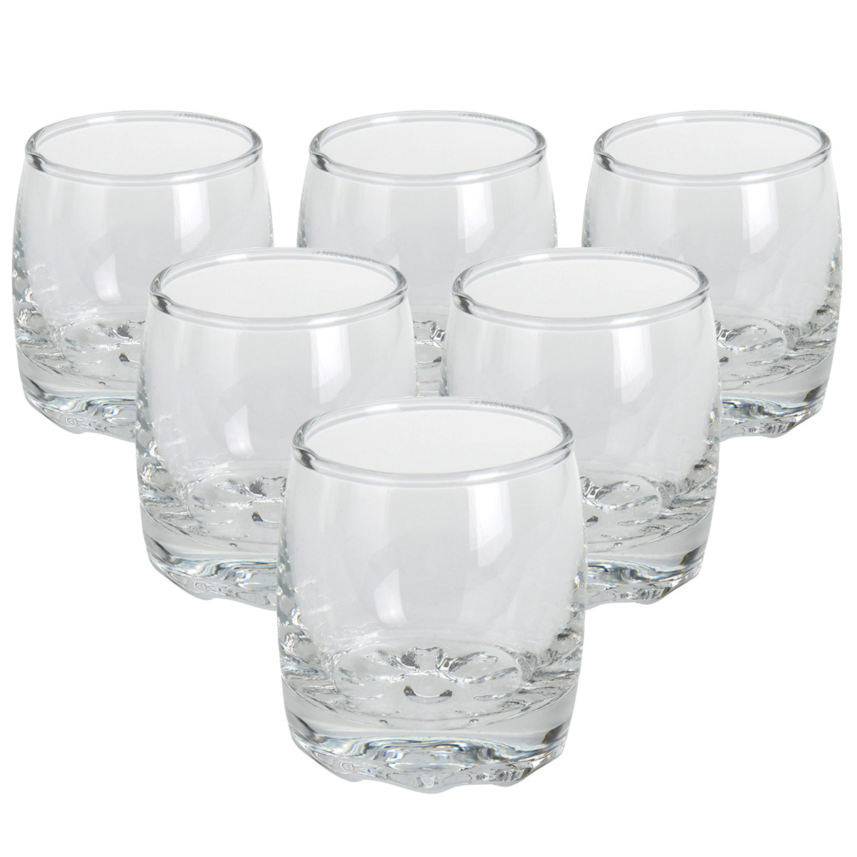 6-dielna sada pohárov Amuse, 100 ml
