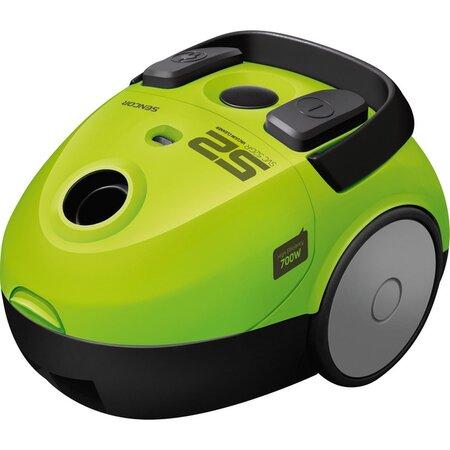 Sencor SVC 52GR-EUE3 podlahový vysavač, zelená