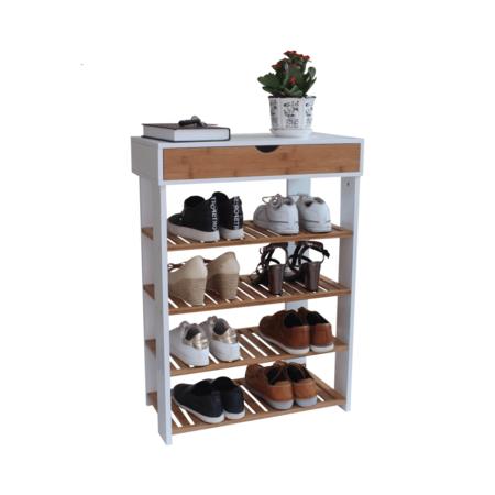 Nuget Typ 1 cipőtartó, 60 x 29 x 83,5 cm