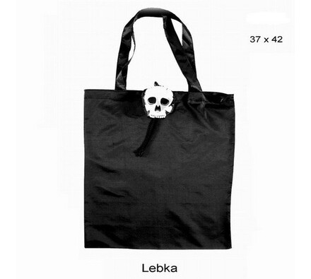 Nákupní taška Famito 0002 lebka