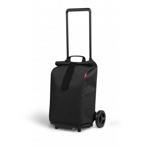 Gimi Nákupná taška na kolieskach Sprinter, čiern