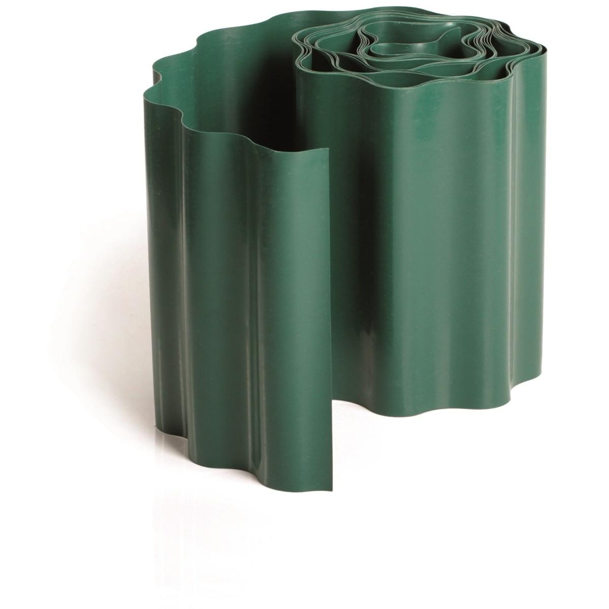 Trávniková obruba Zelená 20cm x 9m