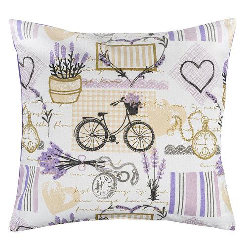 4Home Povlak na polštářek Lavender, 40 x 40 cm