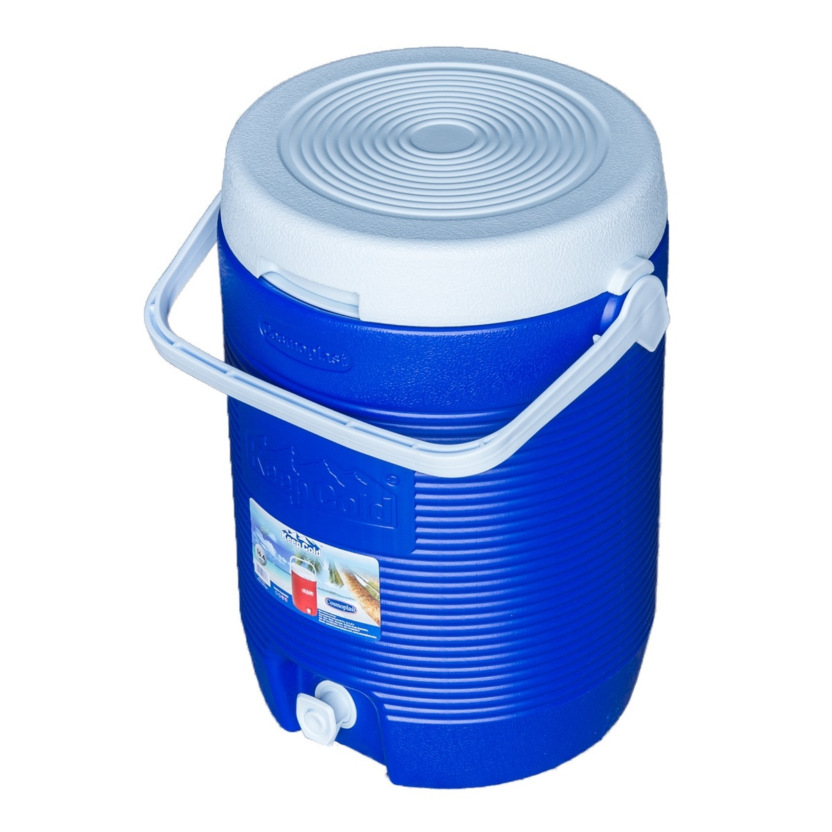 Cosmoplast Chladicí box Keep Cold soudek 16 l