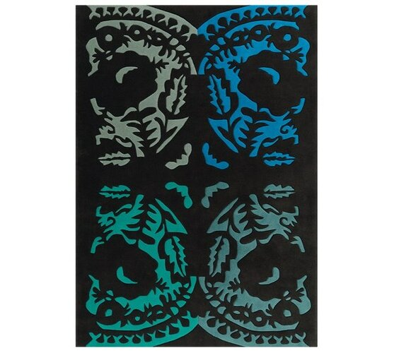 Kusový koberec Arte Espina Modern Folk 5047-53, 170 x 240 cm