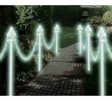 Svítící plot