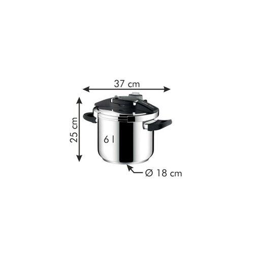 Tescoma PRESIDENT tlakový hrniec 6 l