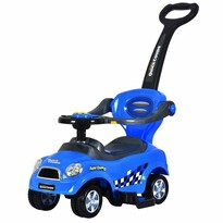 Ecotoys Dětské odrážedlo Auto, modrá