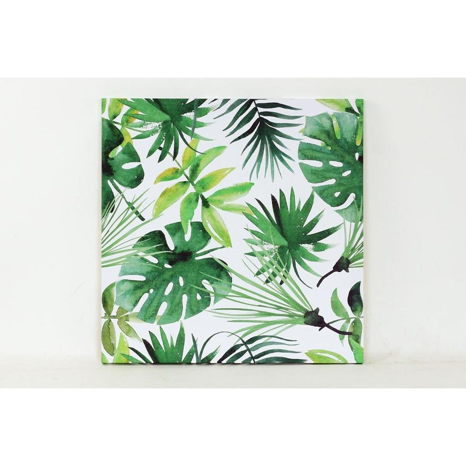 Obraz na plátně Jungle, 50 x 50 cm