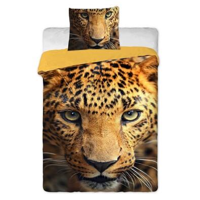 Bavlněné povlečení Leopard 2014, 140 x 200 cm, 70 x 90 cm