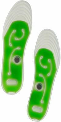 Gelové vložky s magnetem, dámská
